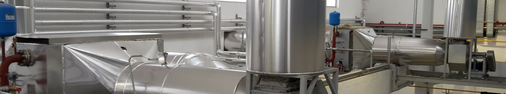 Riscaldamento e raffrescamento a costo zero in vetreria