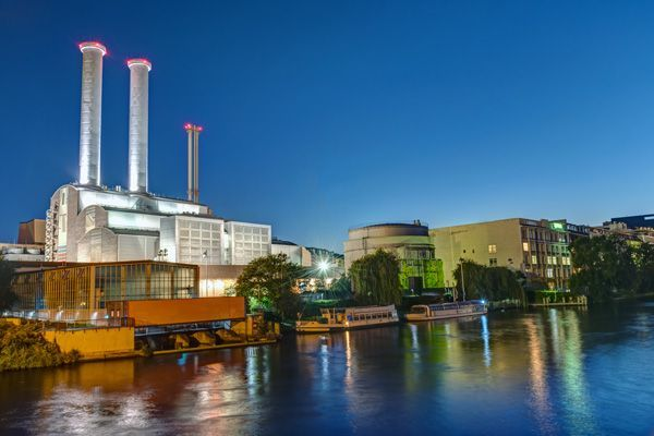 Energy efficiency and cogeneration