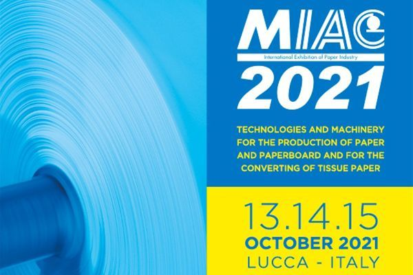 Fairs and congresses, let's start again from the paper industry with MIAC Lucca
