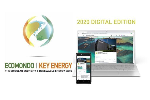 Key Energy, Evento digitale dell'Energia e della Mobilità Sostenibile - 03/16 Novembre 2020