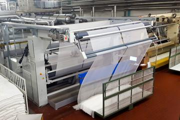 Settore Tessile: tintorie, lavanderie industriali